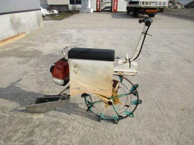 画像1: [販売済]共立乗用溝切機